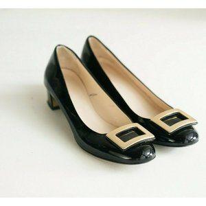 Fabio Rusconi CLassic Patent Leather Loafers
